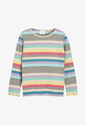 BLUE LONG SLEEVE T-SHIRT (3MTHS-7YRS) - T-shirt à manches longues - pink