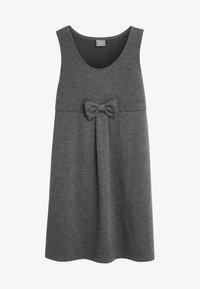 Next - Žerzejové šaty - grey - 0