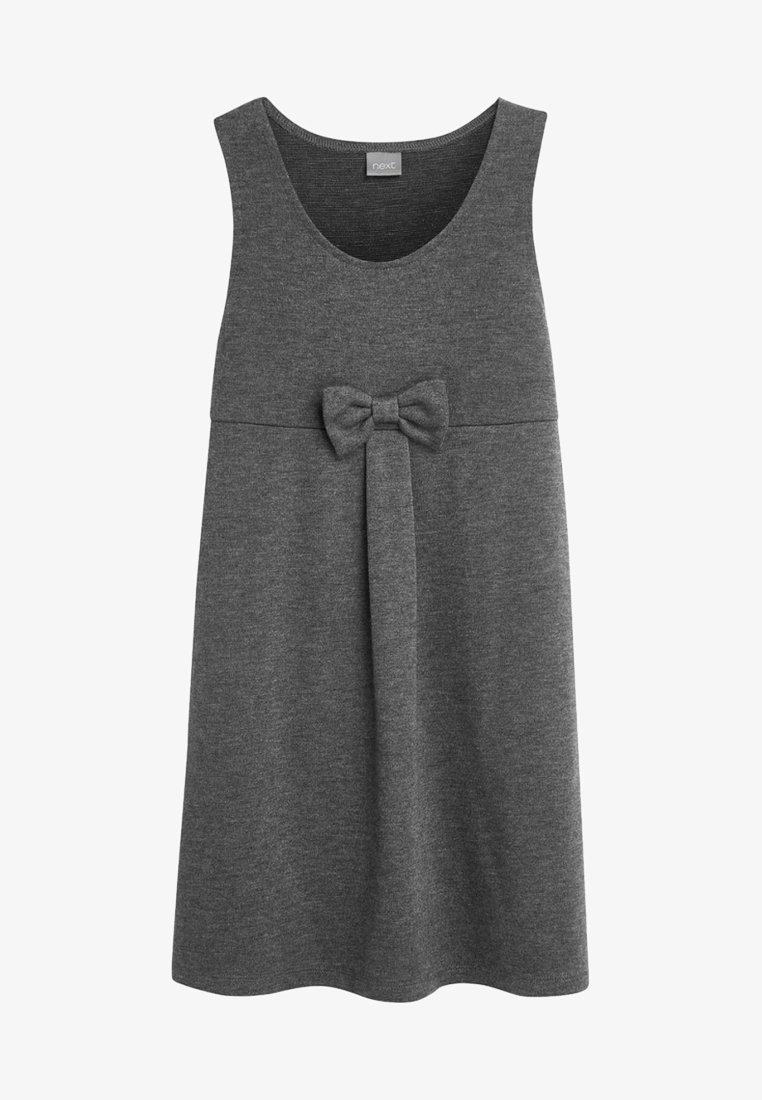 Next - Žerzejové šaty - grey