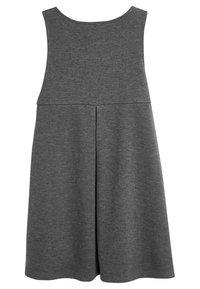 Next - Žerzejové šaty - grey - 1