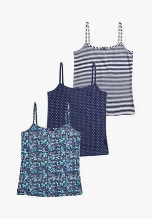 3 PACK  - Top - blue