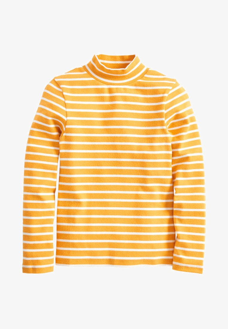 Next - LONG SLEEVE TOP - Langarmshirt - yellow