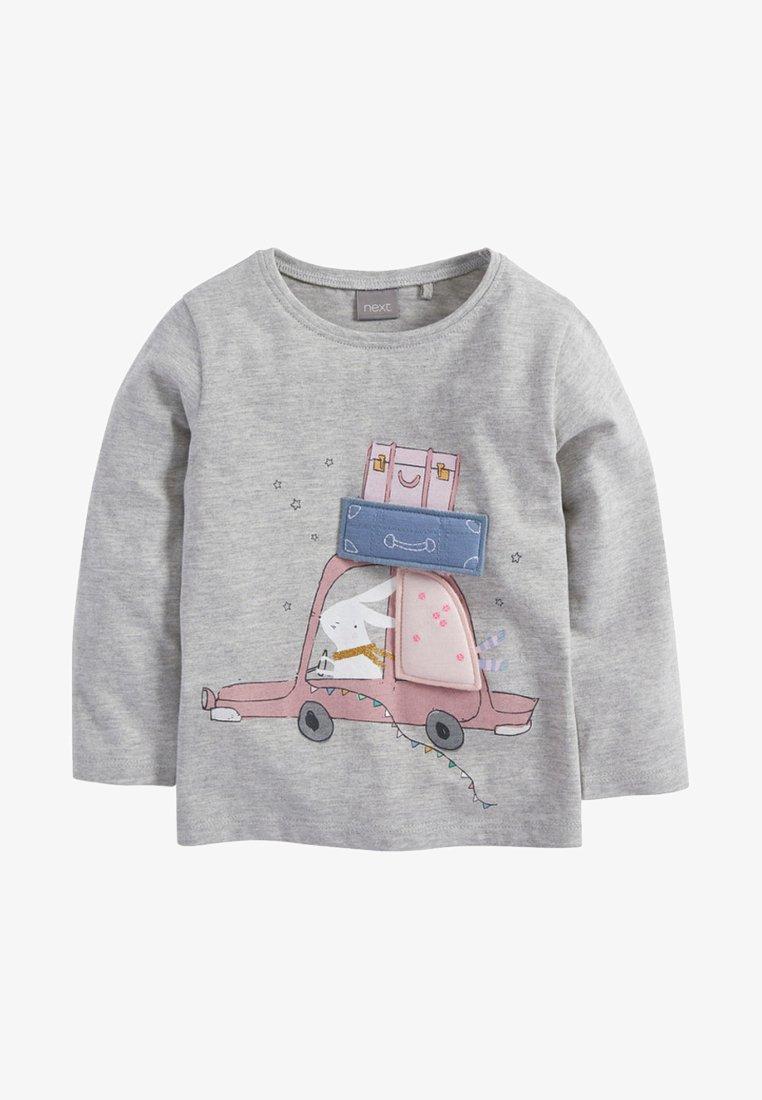 Next - Långärmad tröja - gray