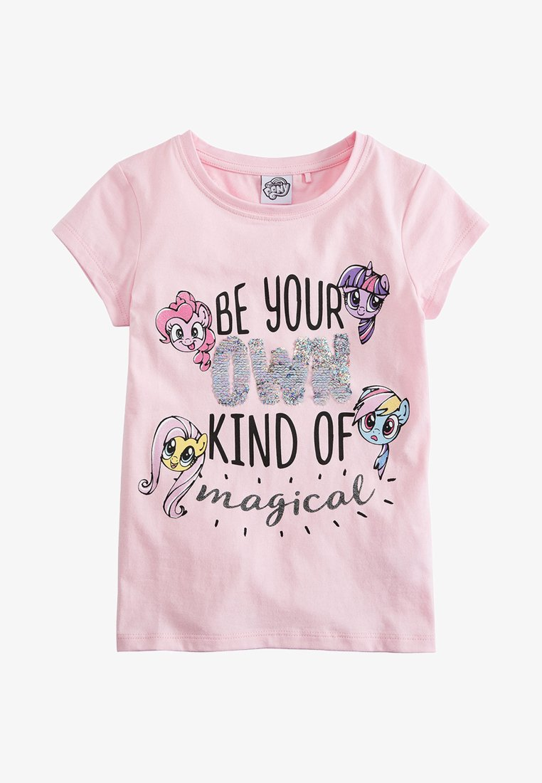 Next - MY LITTLE PONY MAGICAL - Print T-shirt - pink