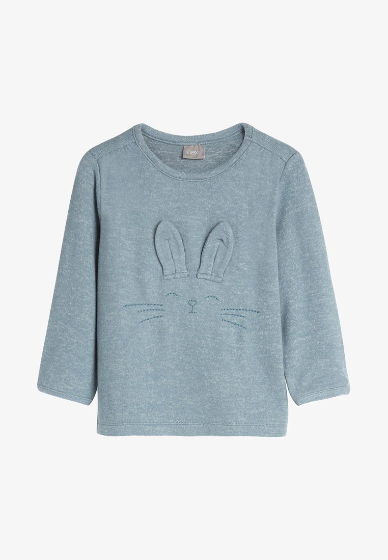 Next - COSY BUNNY  - Long sleeved top - blue
