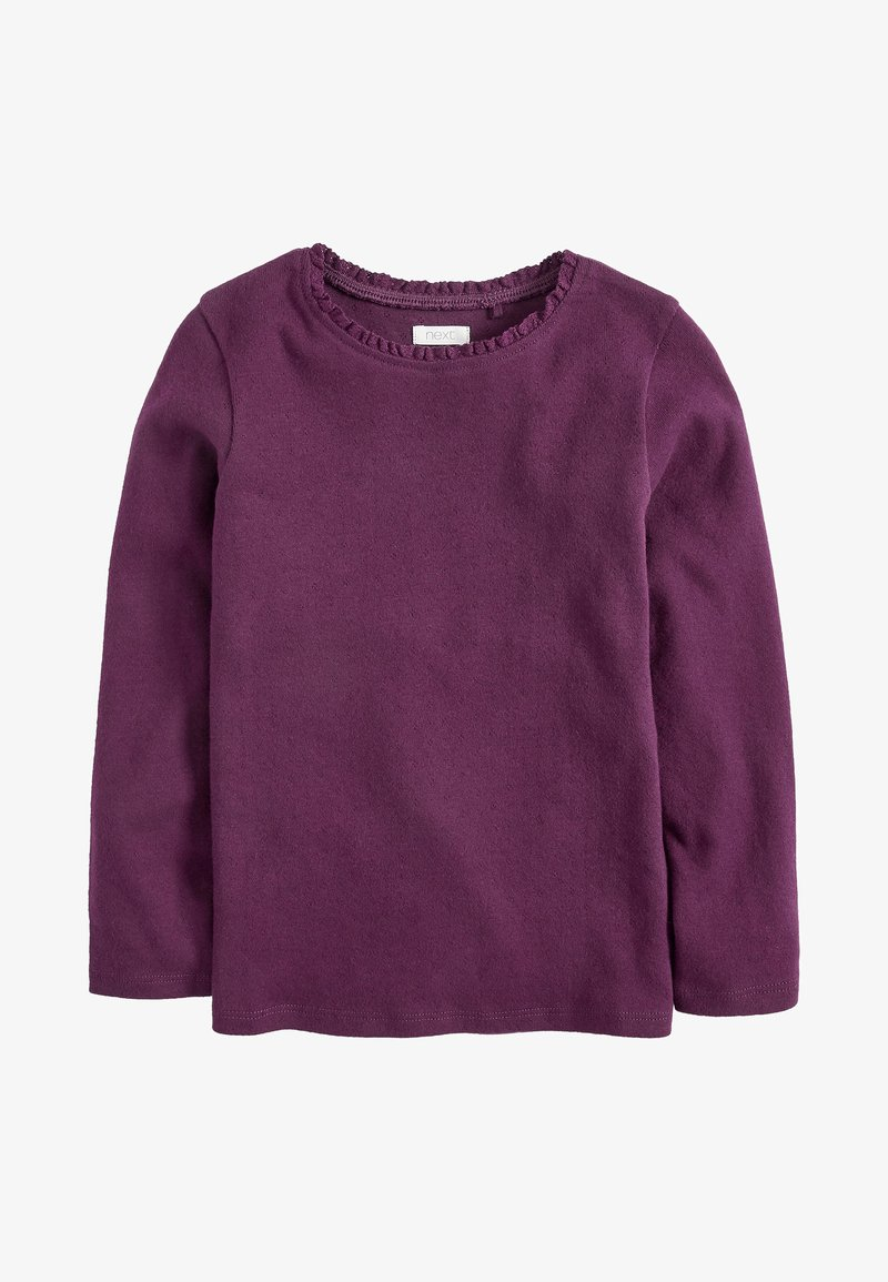 Next - Strickpullover - purple