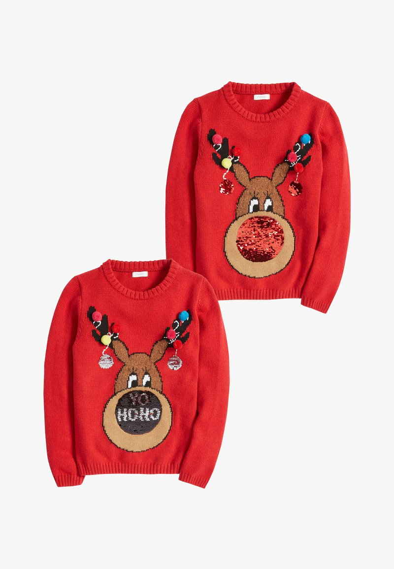 Next - Sweter - red
