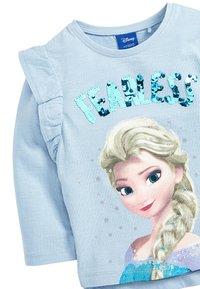 Next - FROZEN ELSA - Camiseta de manga larga - blue - 4