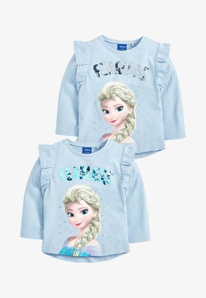 FROZEN ELSA - Long sleeved top - blue