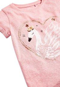 Next - T-shirt print - pink - 2