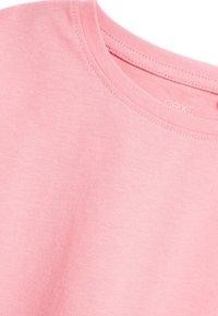 Next - PINK ORGANIC COTTON REGULAR FIT T-SHIRT (3-16YRS) - Camiseta básica - pink - 2