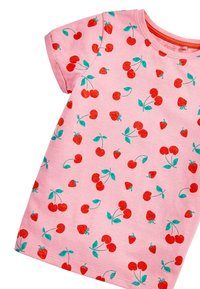 Next - Basic T-shirt - mottled pink - 2