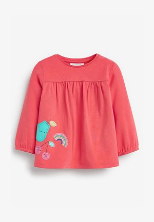 3 PACK BRIGHT TOPS (0MTHS-2YRS) - Long sleeved top - pink