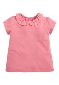 Next - SHORT SLEEVE - T-shirt imprimé - pink - 0