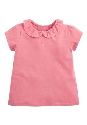 SHORT SLEEVE - T-shirt print - pink
