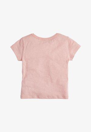 PINK INTERACTIVE FAIRY T-SHIRT (3MTHS-7YRS) - T-shirt print - pink