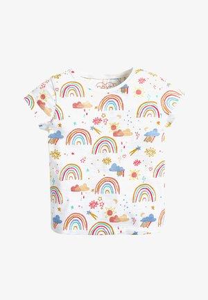 UNICORN 3 PACK T-SHIRTS (3MTHS-8YRS) - Print T-shirt - pink