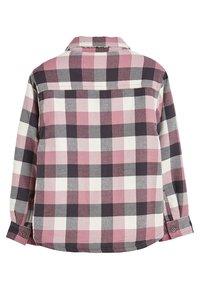 Next - Button-down blouse - pink - 1