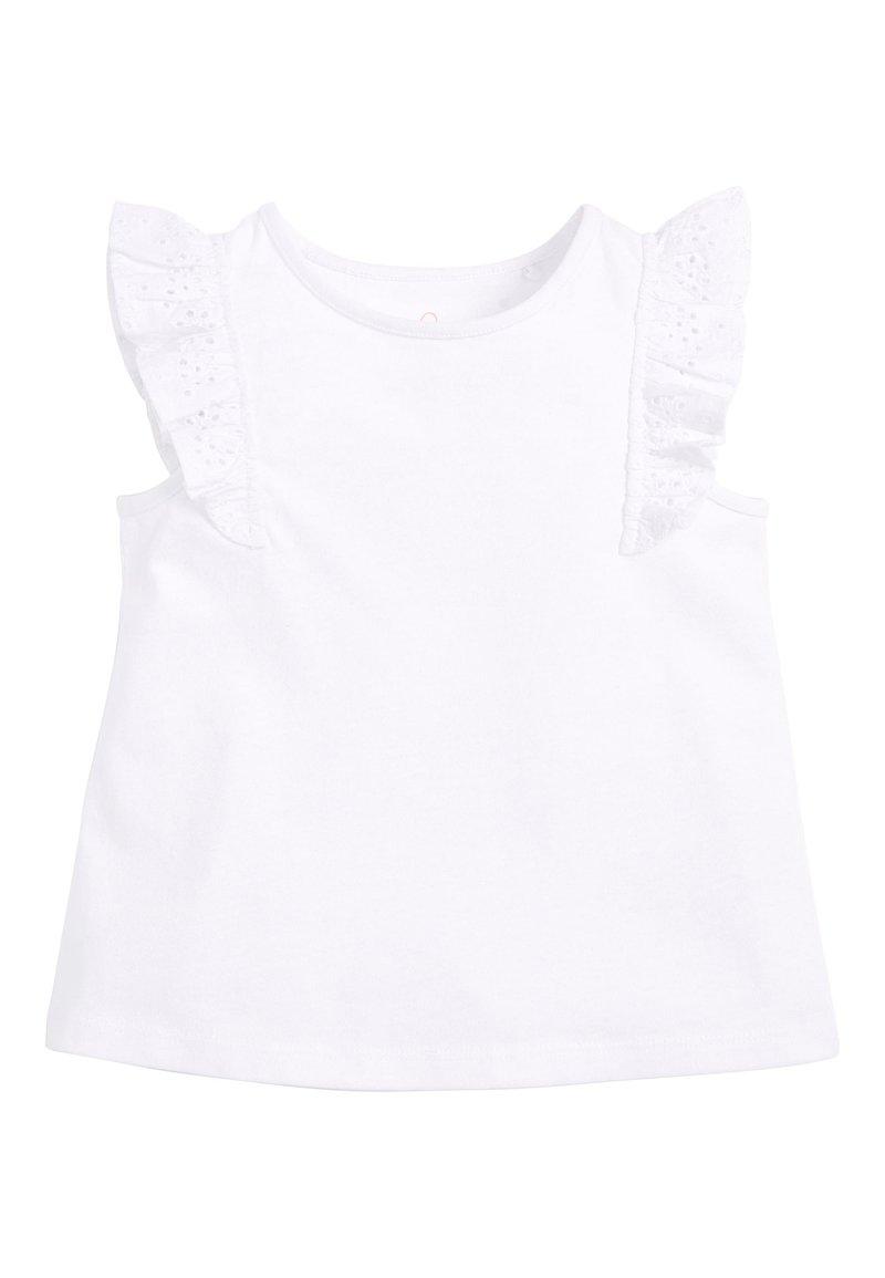 Next - Blusa - white