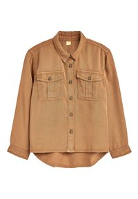 Next - PINK SHIRT (3-16YRS) - Button-down blouse - brown - 0