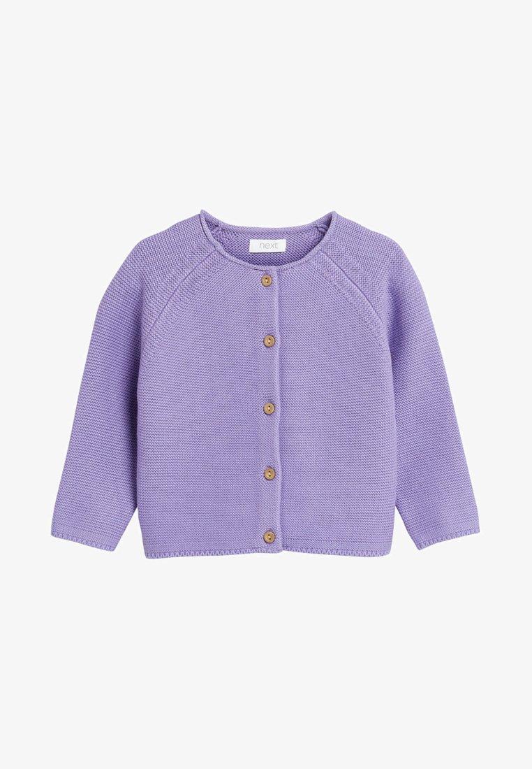 Next - Cardigan - purple