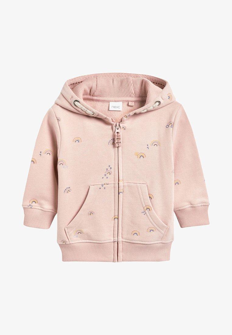 Next - Zip-up hoodie - pink