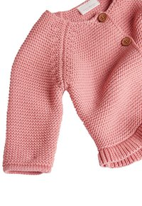 Next - PINK FRILL HEM - Gilet - pink - 2