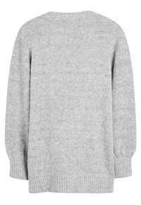 Next - COSY - Cardigan - gray - 1