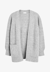 Next - COSY - Cardigan - gray - 0