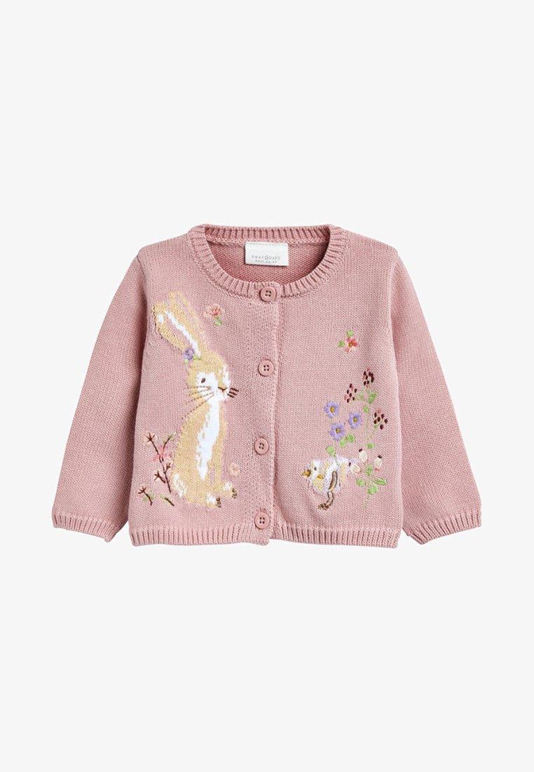 Next - BUNNY - Vest - pink