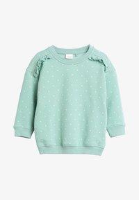 Next - Sweater - green - 0