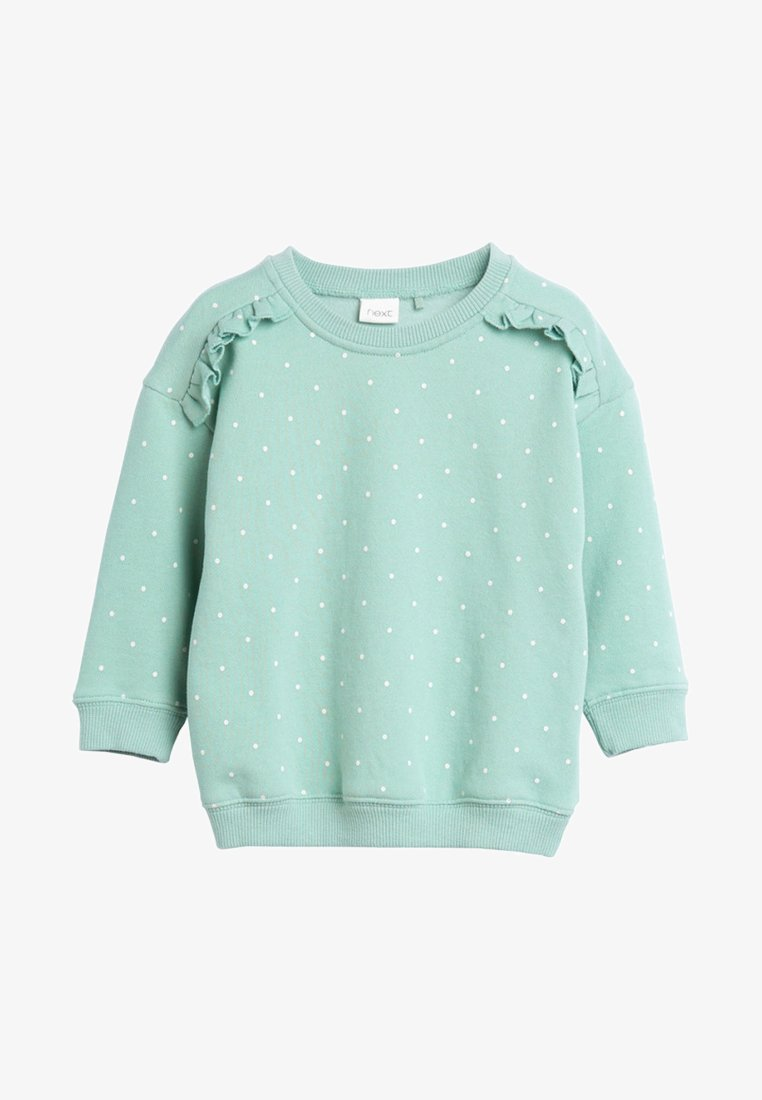 Next - Sweatshirt - green