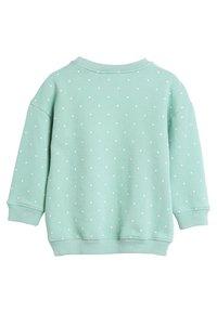 Next - Sweater - green - 1