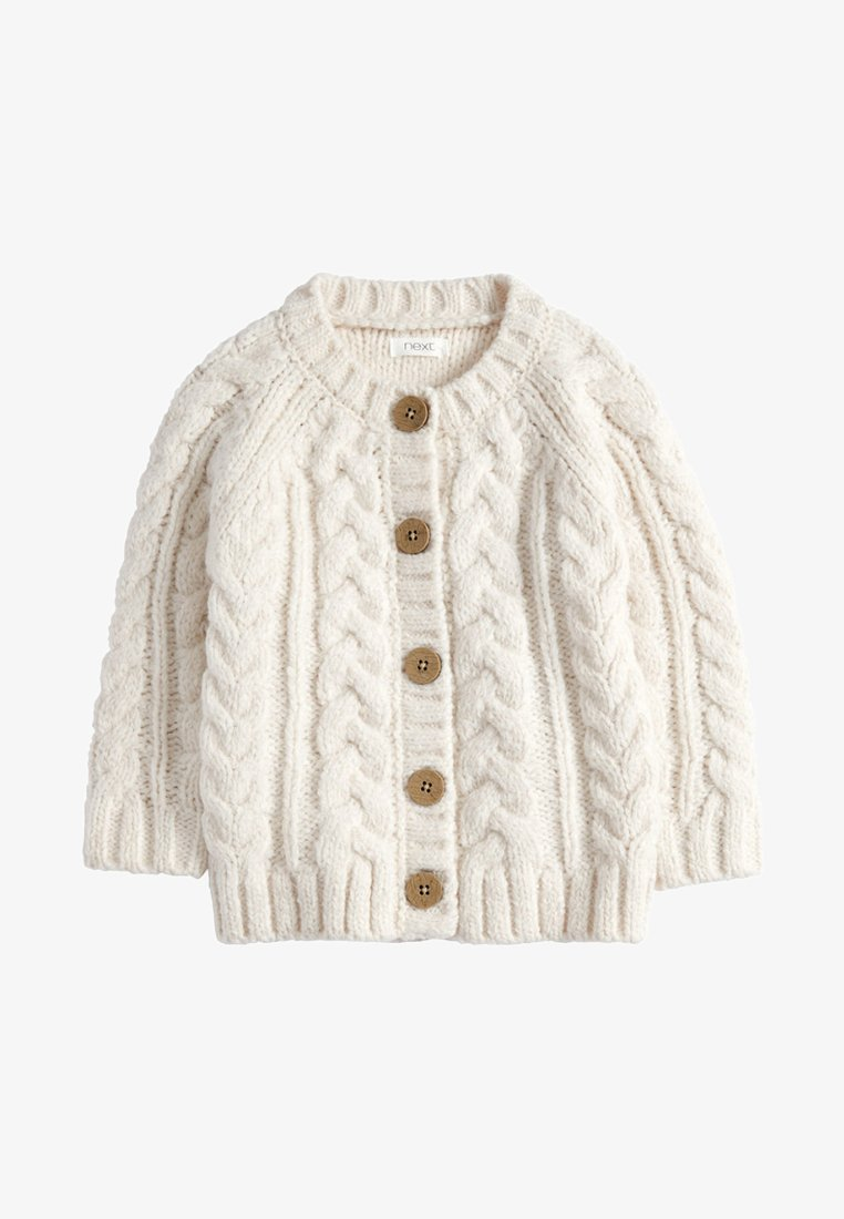Next - RED CABLE - Strickjacke - off-white