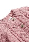 Next - RED CABLE - Strickjacke - pink