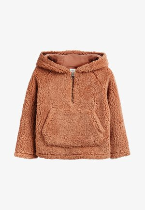 Fleece trui - beige