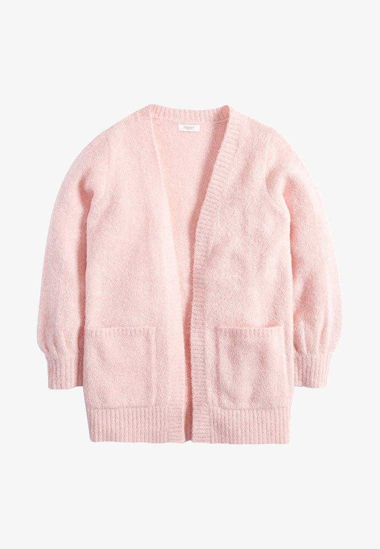 Next - Chaqueta de punto - pink