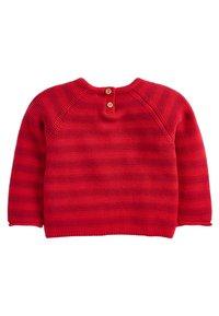 Next - REINDEER - Pullover - red - 1