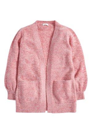 PINK COSY CARDIGAN (3-16YRS) - Cardigan - pink