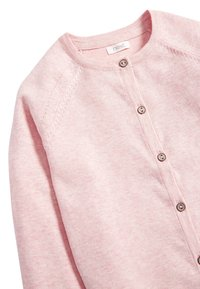 Next - WHITE CARDIGAN (3-16YRS) - Cardigan - pink