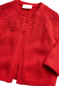 Next - RED KNITTED CARDIGAN (0MTHS-2YRS) - Cardigan - red - 2