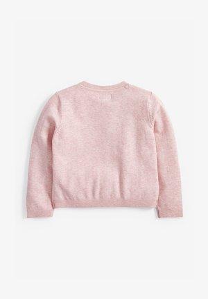 CARDIGAN (3MTHS-7YRS) - Cardigan - pink