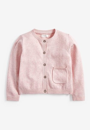 CARDIGAN (3MTHS-7YRS) - Cardigan - pink