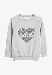 Next - Sweatshirt - gray - 0
