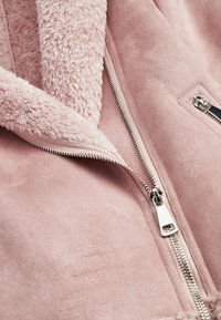 Next - Faux leather jacket - pink - 2
