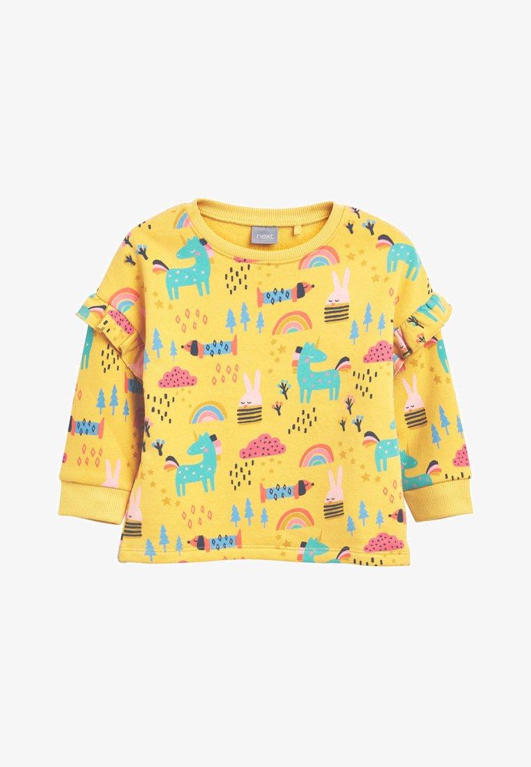 Next - Sweater - yellow