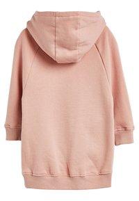 Next - Hoodie - pink - 1