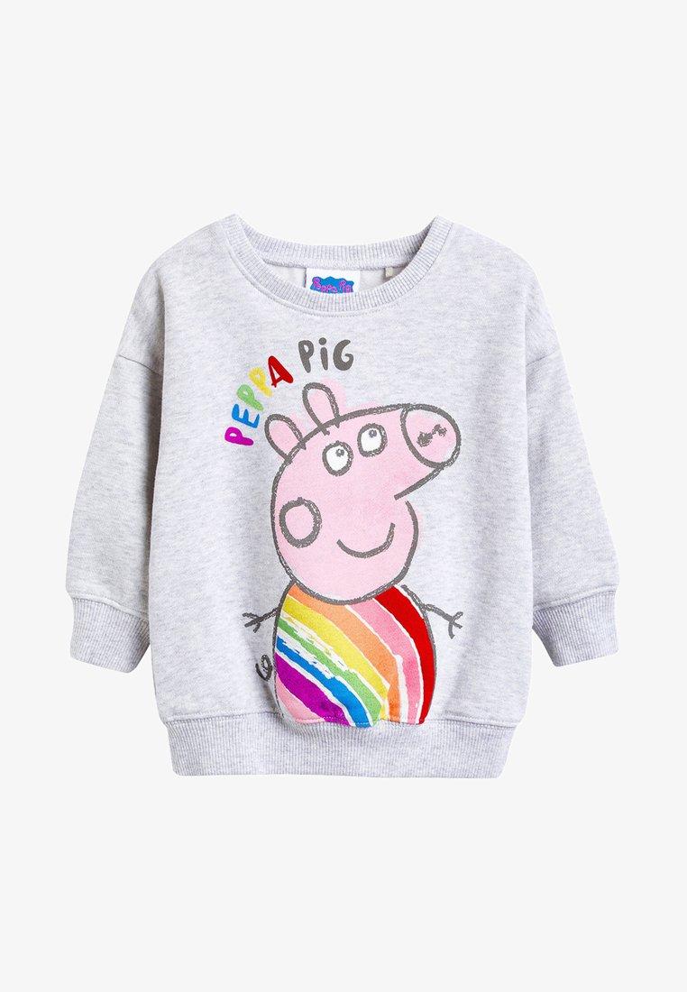 Next - PEPPA PIG - Sweatshirt - grey