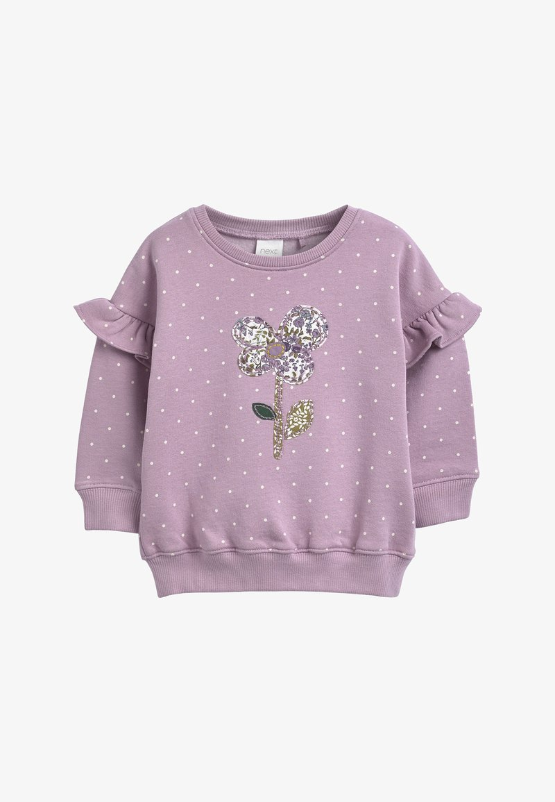 Next - Sweater - purple