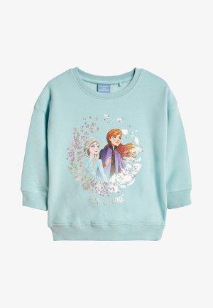 DISNEY FROZEN ELSA - Sweater - blue